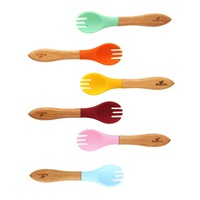 Avanchy Bamboo Baby Forks