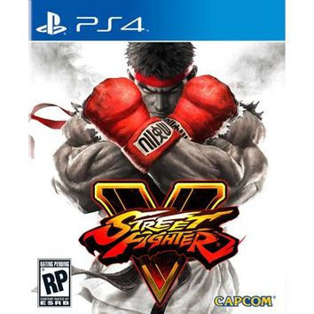 Street Fighter V (PS4) - Walmart.com