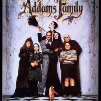 "Addams Family Movie Poster 16""x24"""