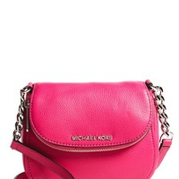MICHAEL Michael Kors 'Bedford' Leather Crossbody Bag