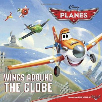 Wings Around the Globe Disney Planes