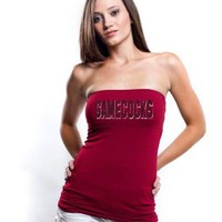 South Carolina Gamecocks Women's Cardinal Tube Top