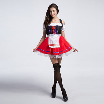 Cosplay Anime Cosplay Apparel Halloween Costume [9220656388]