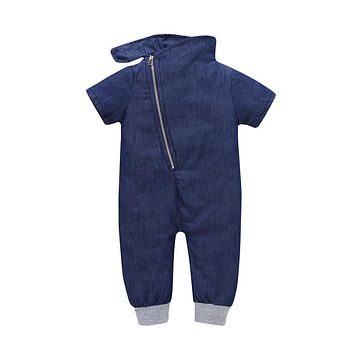 2017 free ship Cotton Baby Rompers bebes boys Newborn Baby Clothes Spring Baby Boy Clothing Roupa Infant Jumpsuits Cute