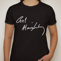 """One Direction """"Girl Almighty"""" T-Shirt"""