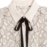H&M Long-sleeved Blouse $34.99