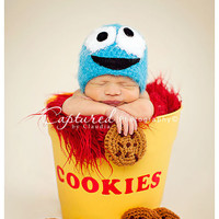 FREE SHIPPING CODE-  Monster and Cookies