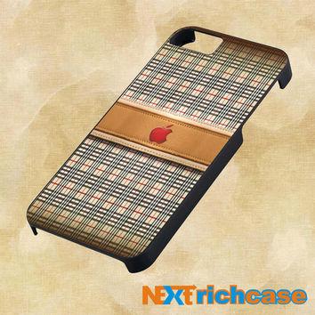 Burberry Inspired Designer For iPhone, iPod, iPad and Samsung Galaxy Case