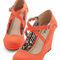 ModCloth Radiant Reality Wedge