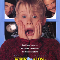 Home Alone 27x40 Movie Poster (1990)
