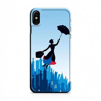 Mary Poppins 2 iPhone X Case