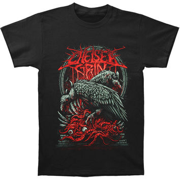 Chelsea Grin Men's  Vultures Slim Fit T-shirt Black