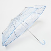 New Look See Through Umbrella at asos.com