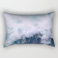 They Will Fall Rectangular Pillow by Ducky B
