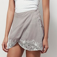 Free People Sweet Nothings Half Slip