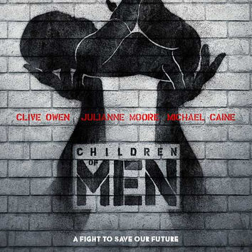 Children of Men 11x17 Movie Poster (2006)