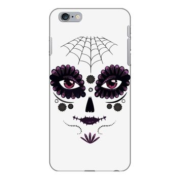 girl day of the dead iPhone 6/6s Plus Case