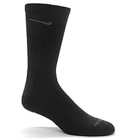 Nike Men's Dri-Fit Cushion Crew Socks 3-Pack
