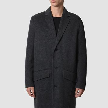 CMMN SWDN Grey Aiden Coat