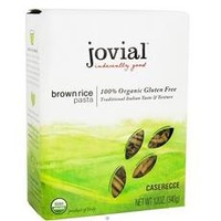 Jovial Organic Brown Rice Caserecce (12x12Oz)