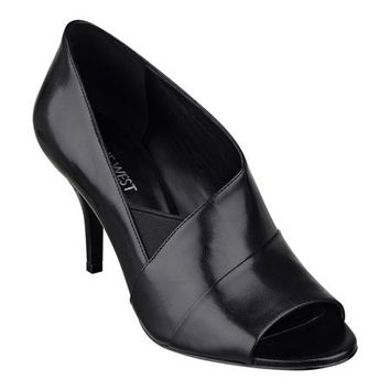 Nine West: Avalynn Peep Toe Booties