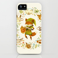 The Legend of Zelda: Mammal's Mask iPhone & iPod Case by Teagan White