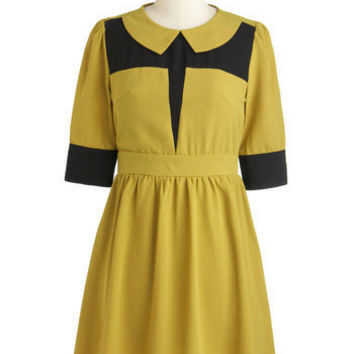 Won't Grow Up Dress | Mod Retro Vintage Dresses | ModCloth.com