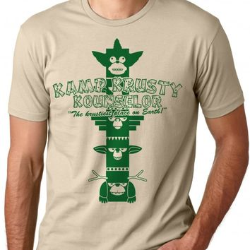 Camp Krusty Shirt | The Simpsons Shirt