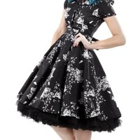 Loretta Dress Black - Clothing