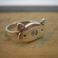 This Little Piggy by marmar on Etsy