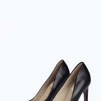 Isla Patent Concealed Single Platform Pointed Court