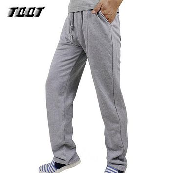 TQQT Overalls Men Heavyweight Trousers Winter Jogger Elastic Waist Mens Clothing Drawstring Pants Men Regular Men'S Pants 7P0136