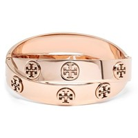 Women's Tory Burch Logo Faux Wrap Bracelet