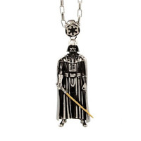 Darth Vader Pendant Necklace