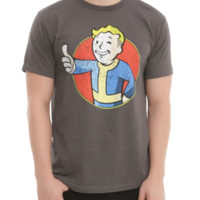Fallout Vault Boy Thumbs Up T-Shirt