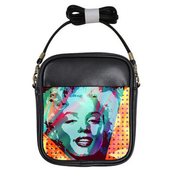 Marilyn Monroe cross body bag