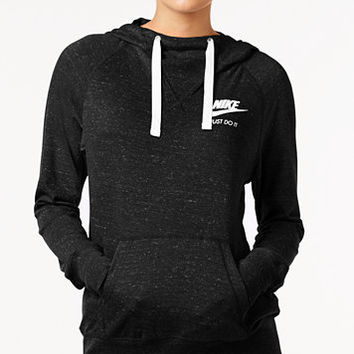 Nike Sportswear Gym Vintage Just Do It Hoodie | macys.com