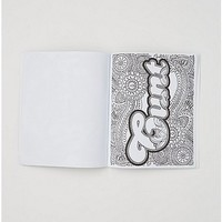Curse Word Coloring Book - Spencer's