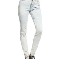 Cello Jean Acid Wash Jegging | Wet Seal