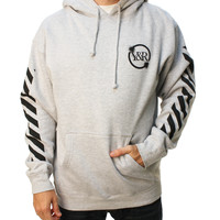 Young & Reckless Men's Friendly Fire Pullover Hoodie