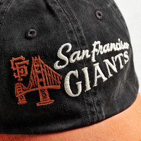 American Needle Dyer San Francisco Giants Baseball Hat   Urban Outfitters