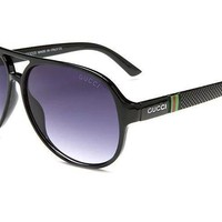 Womens Mens Retro GUCCI  Sunglasses & Gift Box