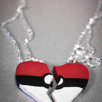 Pokemon BFF Friendship Necklace
