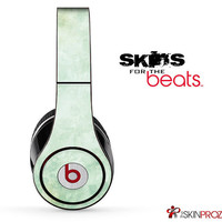 Vintage Green Texture Skin For The Beats by Dre Studio, Solo, Pro, Mix-R or Wireless