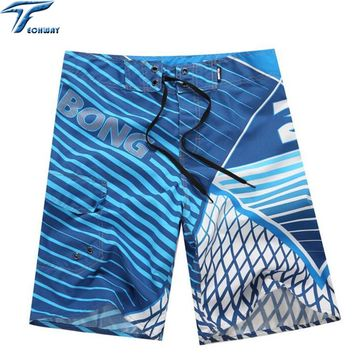 Quick Dry Boardshorts Men's Shorts Swimwear Summer Casual Fashion Beach