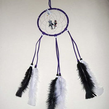 Disney The Nightmare Before Christmas dreamcatcher-purple