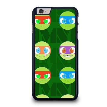 teenage mutant ninja turtles babies tmnt iphone 6 6s plus case cover  number 1