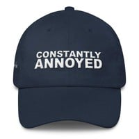 Constantly Annoyed Classic Dad Cap