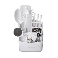 Sunbeam Kitchen Kaddy Tool Set - 25 Piece White