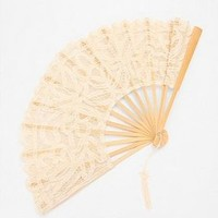 UrbanOutfitters.com > Kimchi Blue Lace Fan